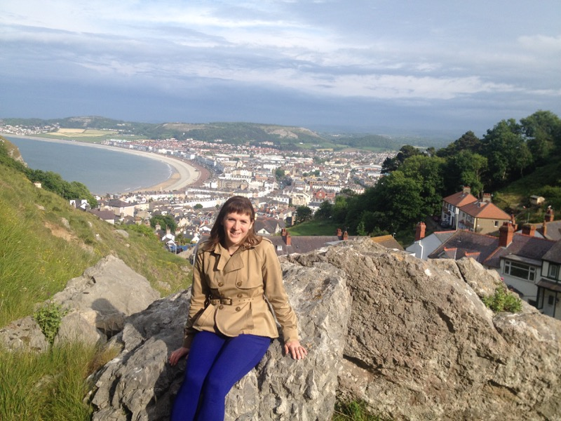 Llandudno - tourist photo