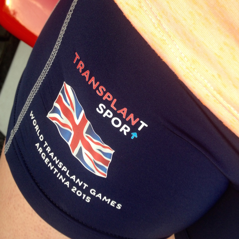 Team GB shorts