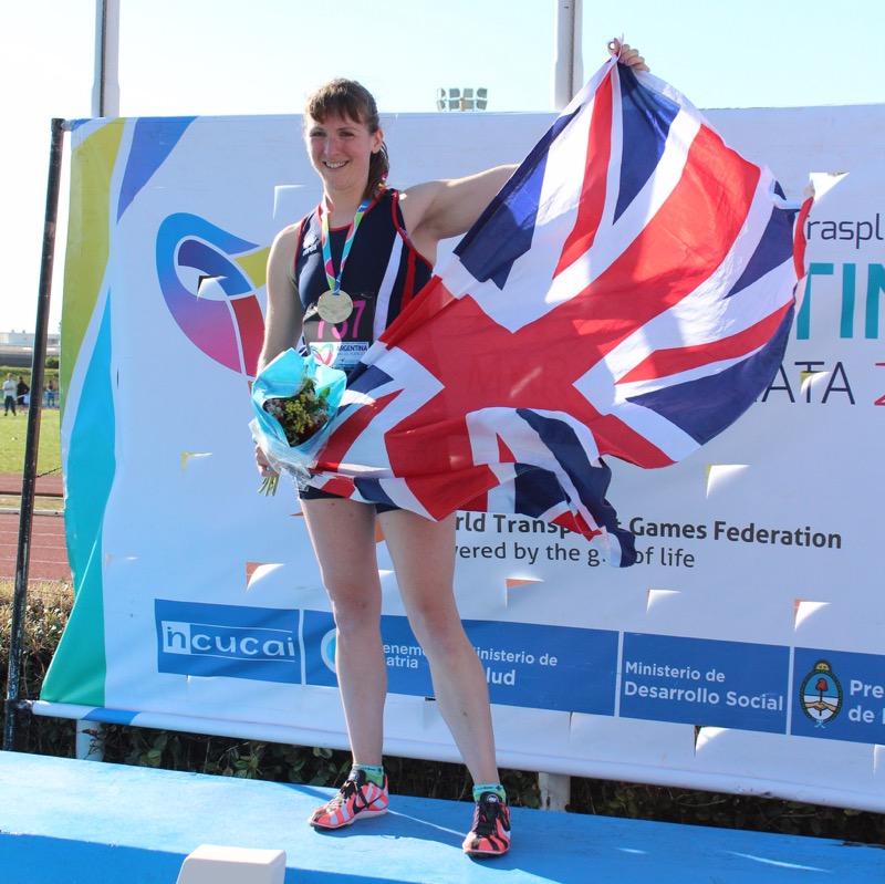 800m podium