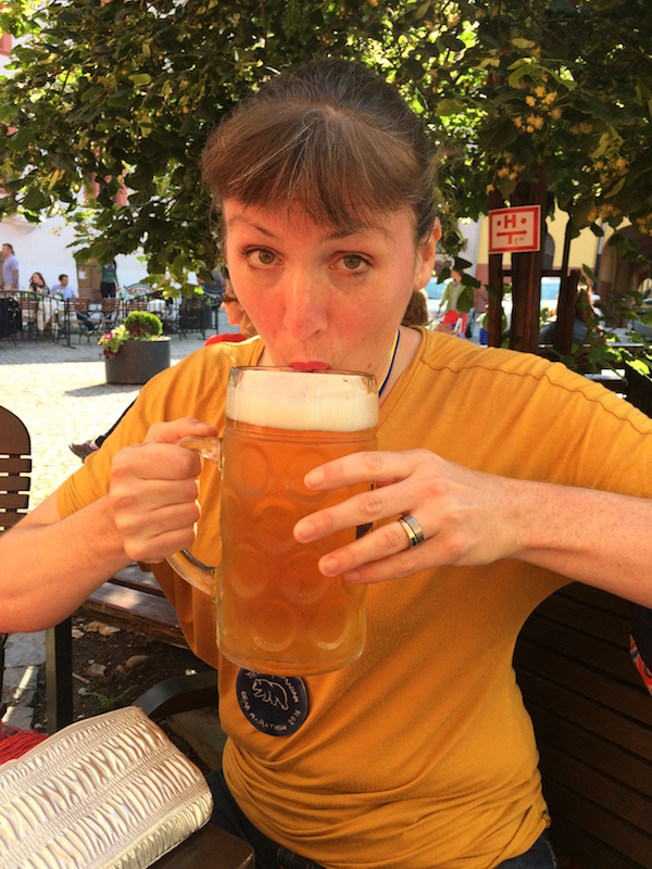 Sighisoara beer
