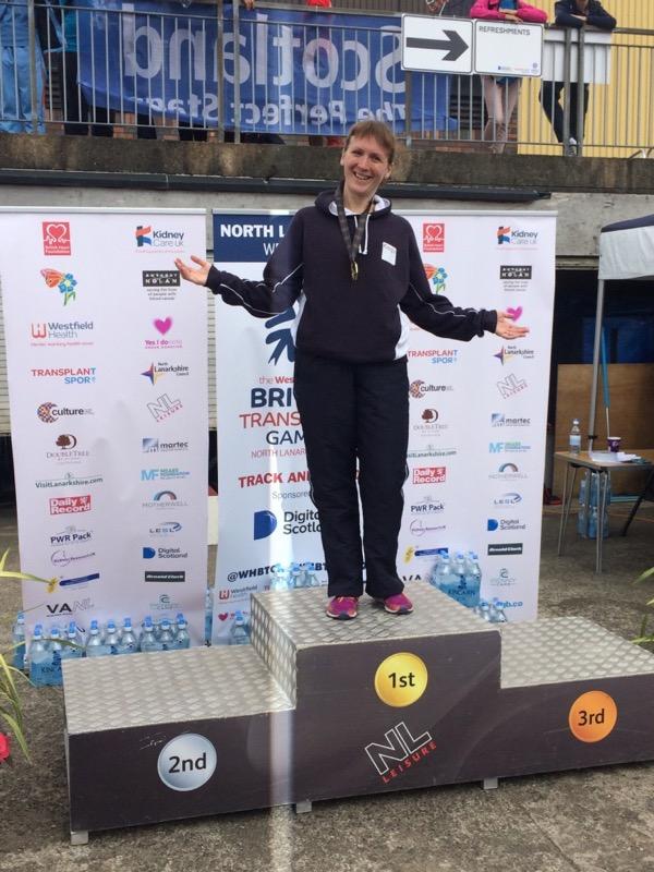BTG17 - lone 200m podium