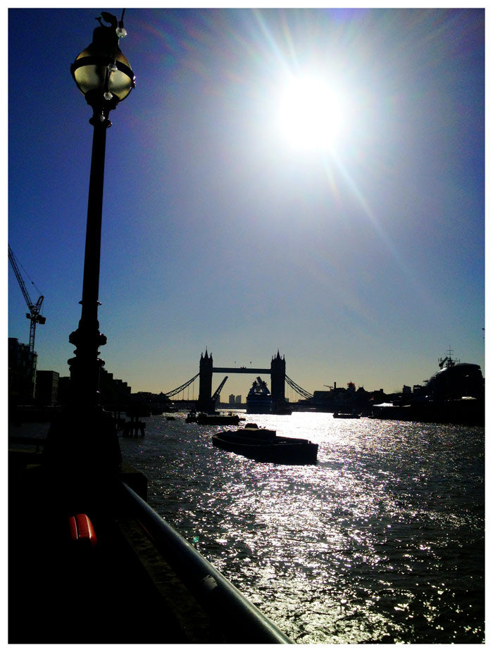 Sunny Tower Bridge